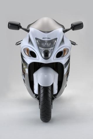 Modellnews: Suzuki Hayabusa 2013 - 1000PS.de