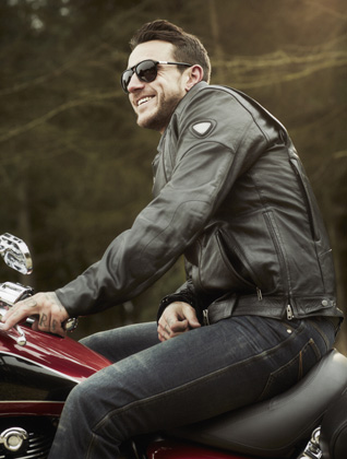 triumph denim jeans - motorrad news