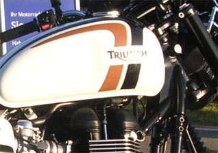 Triumph Klassiker