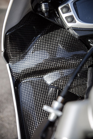 Triumph Daytona 675 R Test