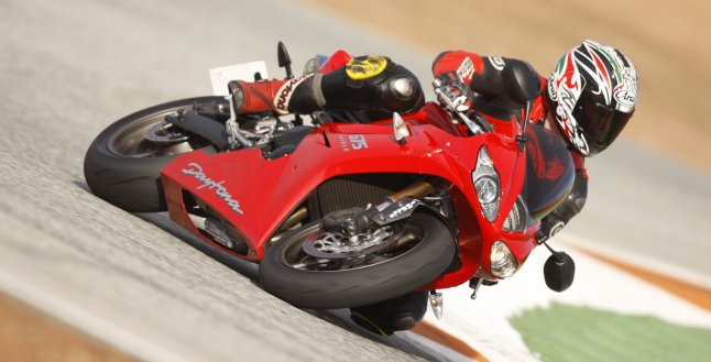 Triumph Daytona 675 09 Testbericht