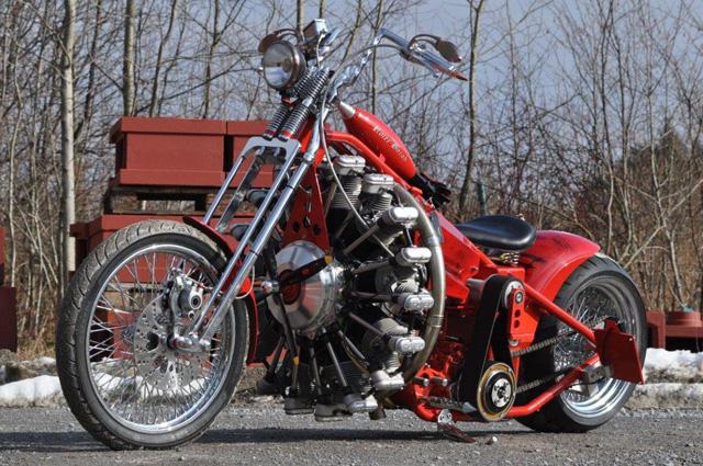 Freitag Nachmittag auf der Custom Bike 2009 : CustomBike