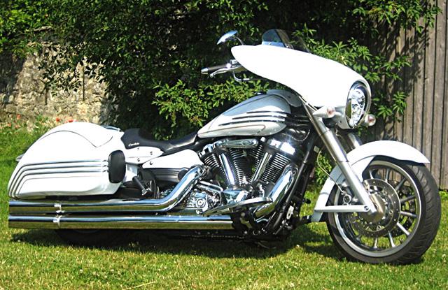 Yamaha xv1900 umbau modellnews for Yamaha xv 1900
