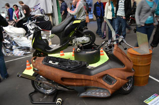 Scooter Show Koln Event