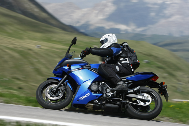 Yamaha Xj Diversion F Review