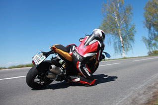 Vergleichstest Motorräder Wienerwald