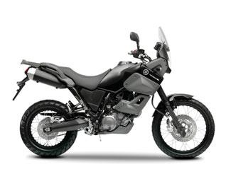 Yamaha XT 660Z Tenere Marokko black