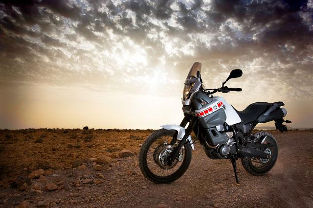 Yamaha XT 660Z Tenere -static