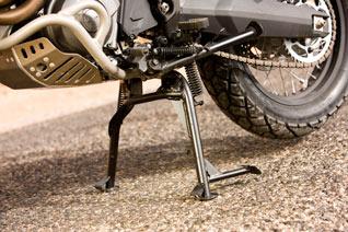 Yamaha XT 660Z Tenere - Hauptständer