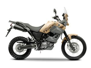 Yamaha XT 660Z Tenere Marokko sand