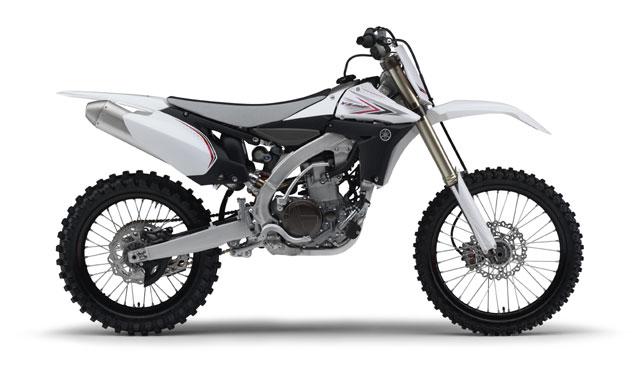 Yamaha YZ 450 F 2010
