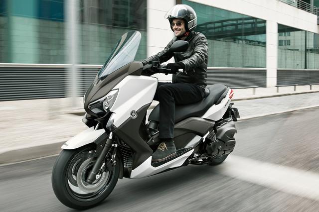 Yamaha Tmax Indonesia