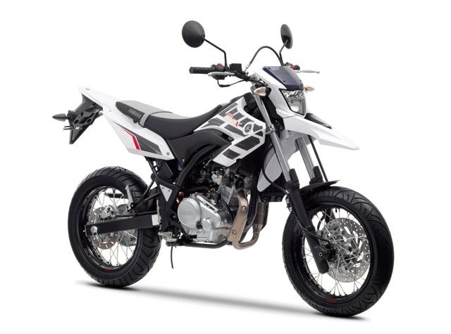 Gebrauchte und neue Yamaha WR 125 X Motorräder kaufen