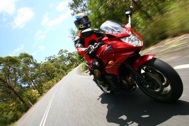 Yamaha XJ6 2009