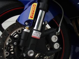 Als Perfekte Ausgangsbasis Fur Eine R6 Rennmaschine Boten Sich 2008 Die Teile Aus Dem Cuppaket Des Yamaha Dunlop Cup An